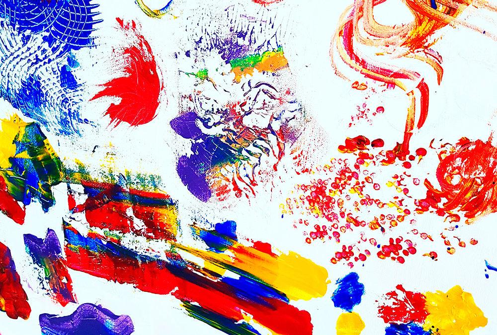 Ensimmäinen oma maalaustyöpaja